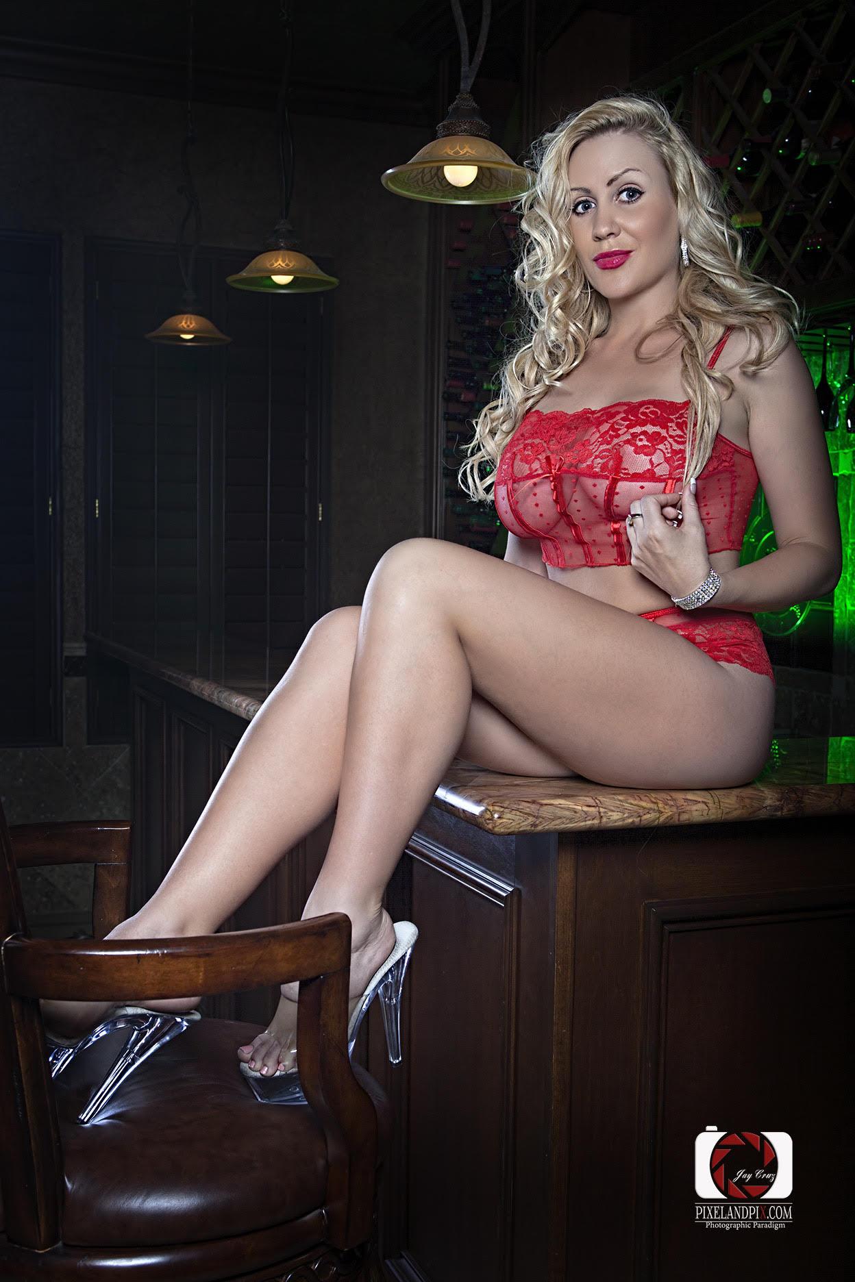 red lingerie 9