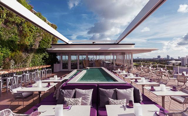 Juvia Miami A Tranquil Dining Atmosphere