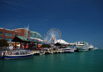 Navy Pier Chicago: A Model Tourist Circuit in USA