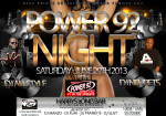 POWER 92 NITE @ HARRYS LONG BAR