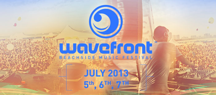 2nd Annual Wavefront Music Festival