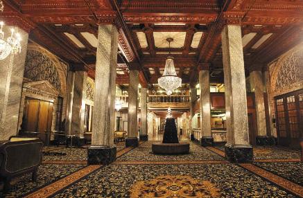 Hotel Whitcomb San Francisco Ca