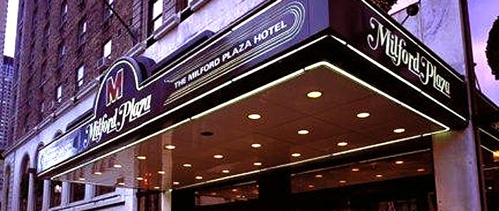 Milford Plaza Hotel – New York