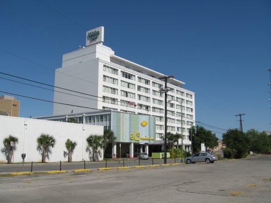 El Tropicano Riverwalk Hotel San Antonio Tx