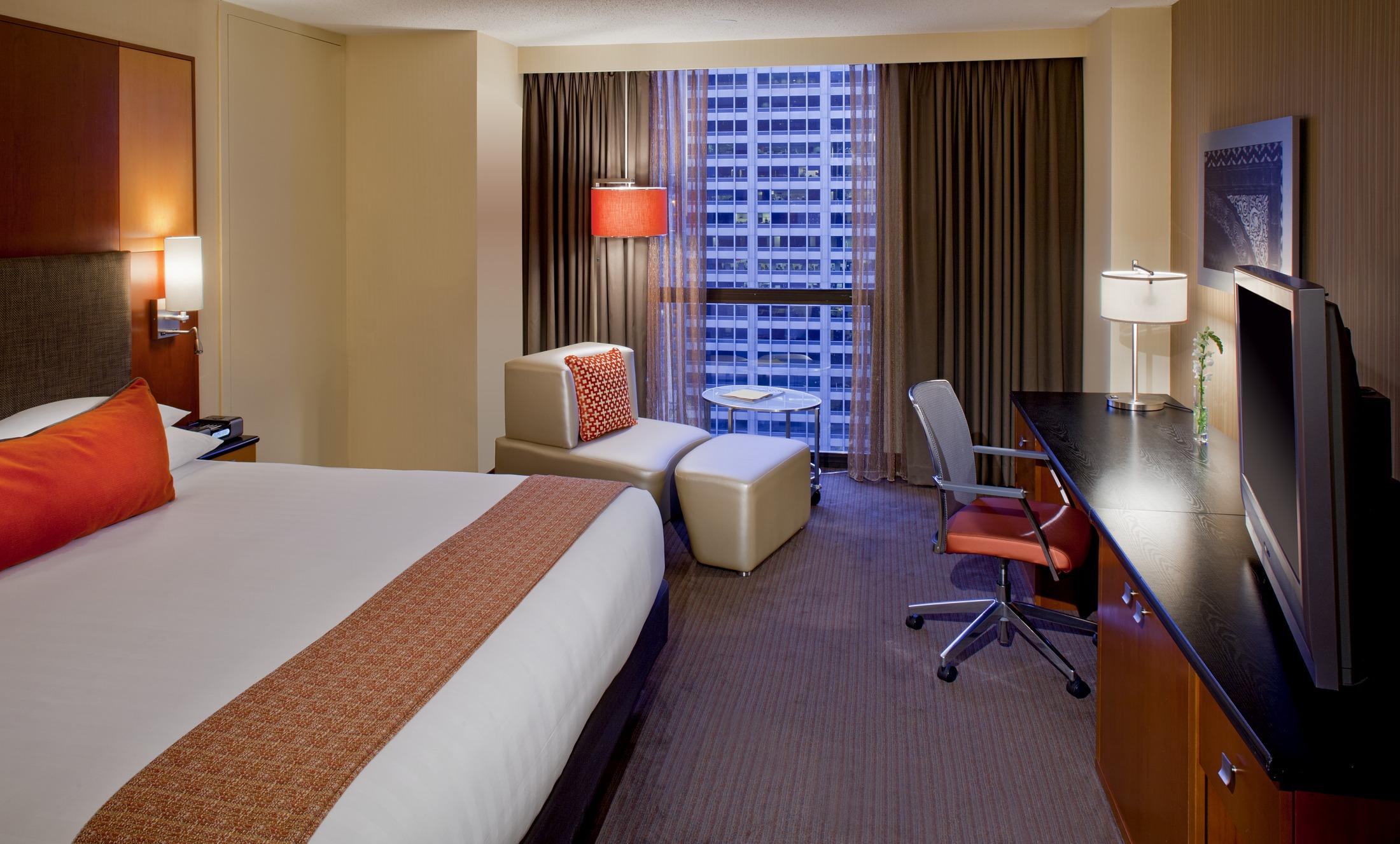 Hyatt regency chicago for Rooms in chicago
