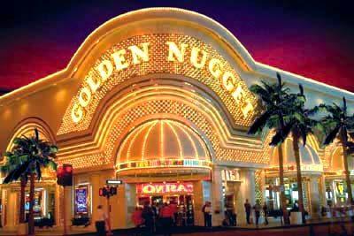 The Golden Nugget Las Vegas