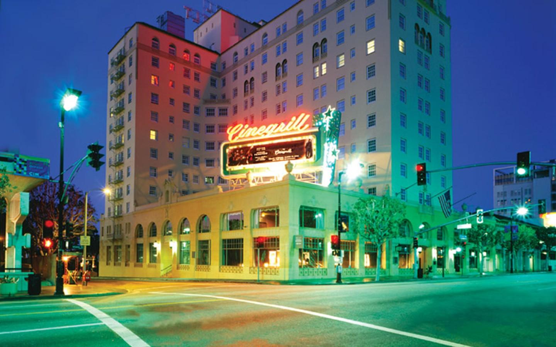 Hollywood roosevelt hotel for Hotels 90028