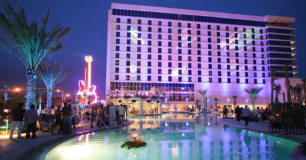 hard rock hotel casino las vegas