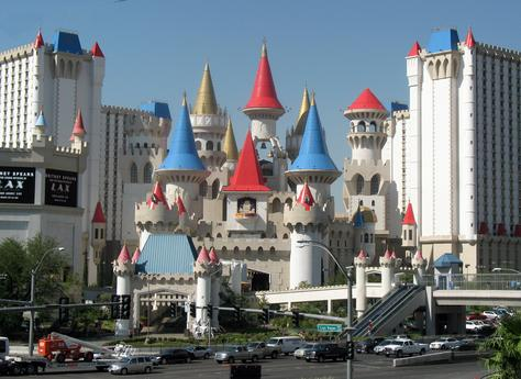 Excalibur Hotel Amp Casino
