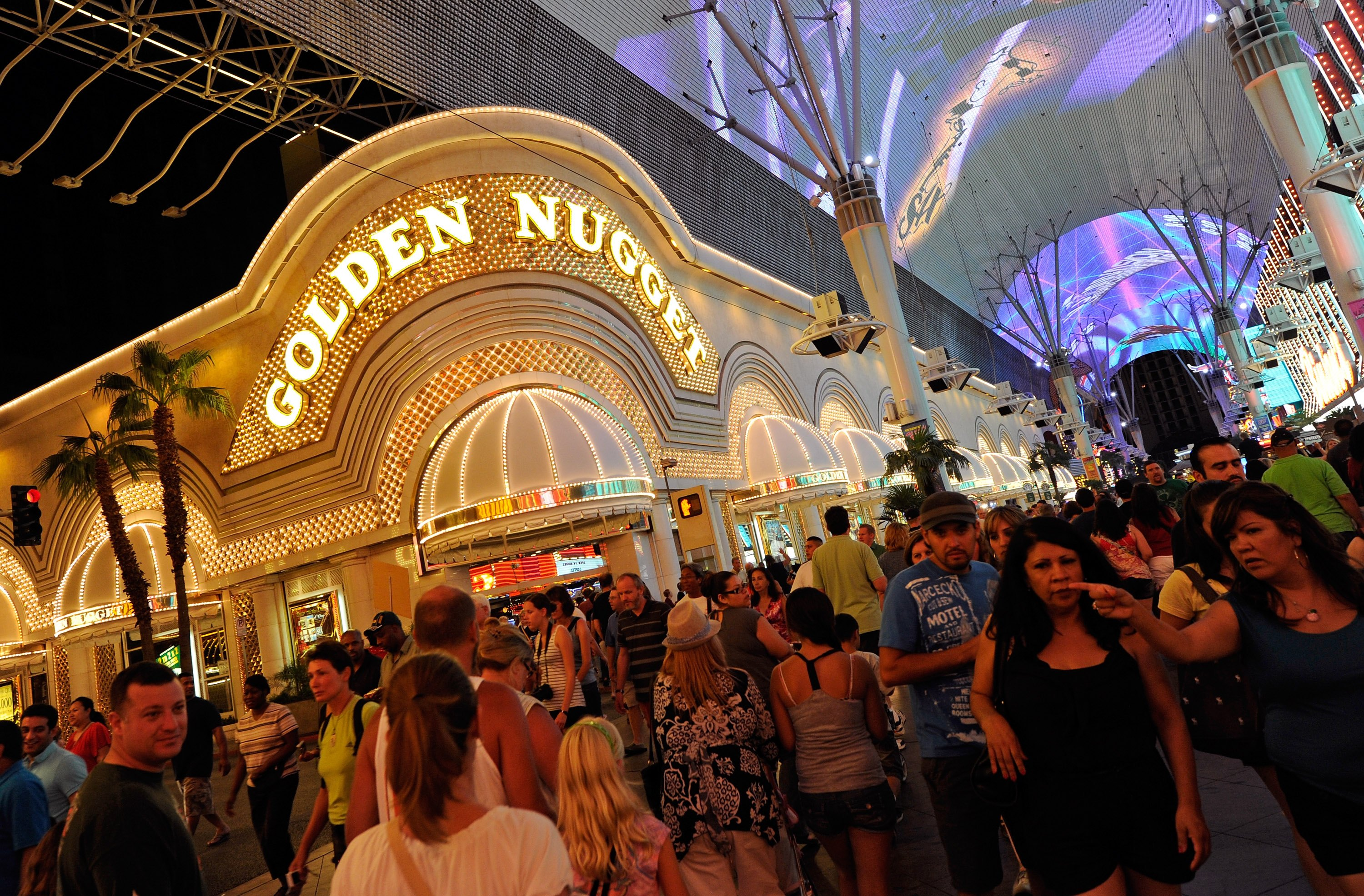 Golden Nugget Las Vegas Events