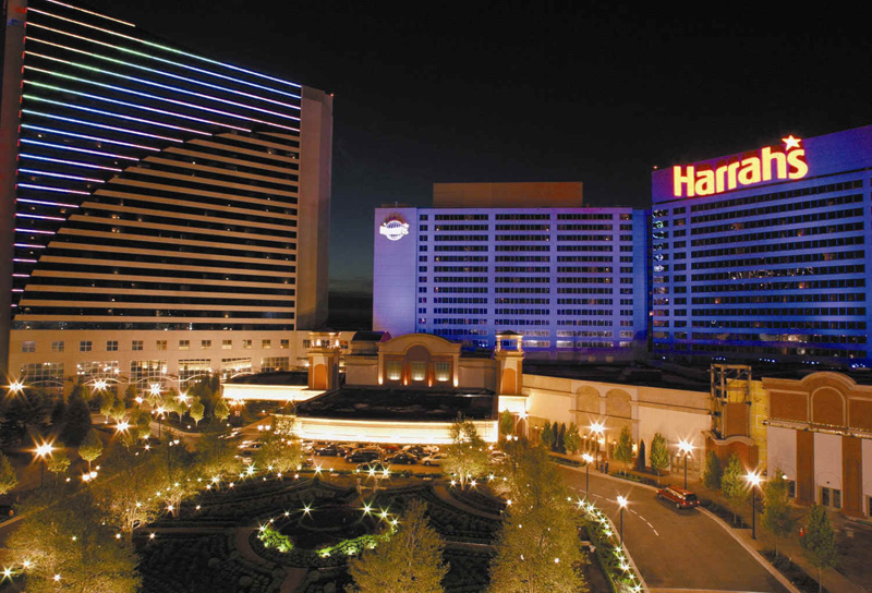 Harrahs resort atlantic city for Pool and spa show atlantic city nj