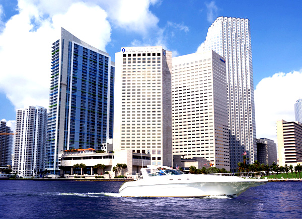 Hotel Intercontinental Miami