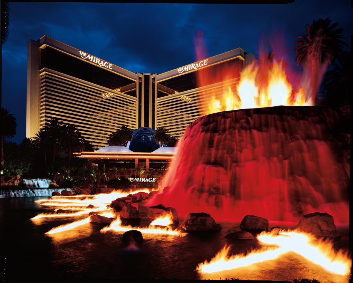 Mirage Vegas