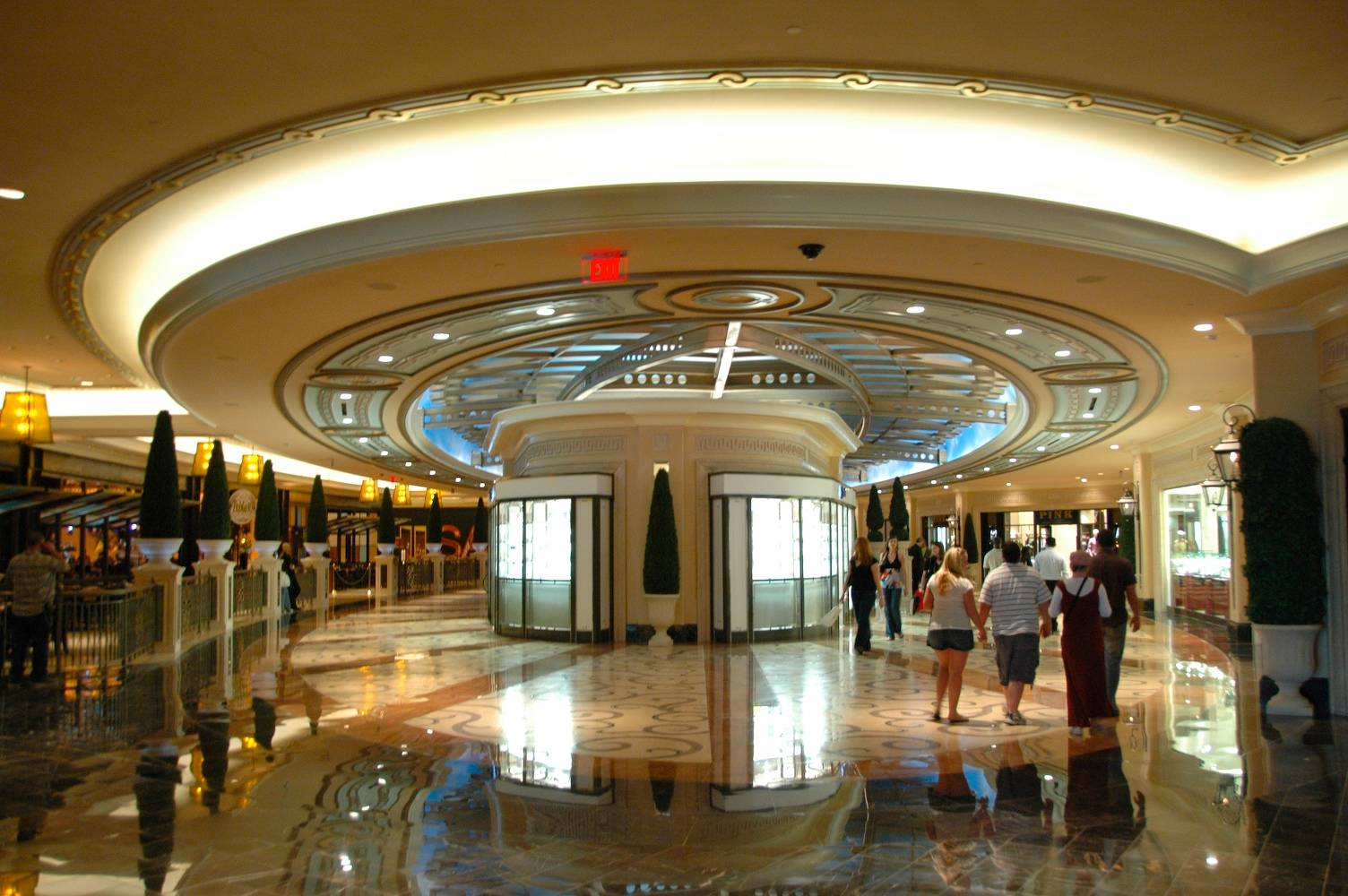 Palazzo Hotel Vegas