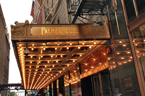 The Palmer House Hilton Chicago Il