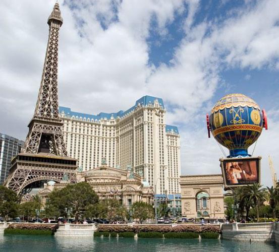 Paris casino address