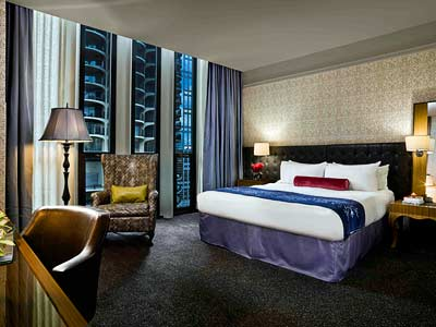 Hotel sax chicago for Small hotels downtown chicago