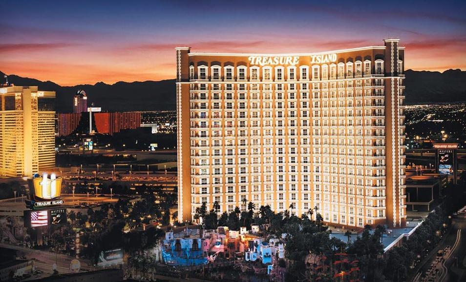 Treasure Island Ti Hotel Amp Casino Las Vegas