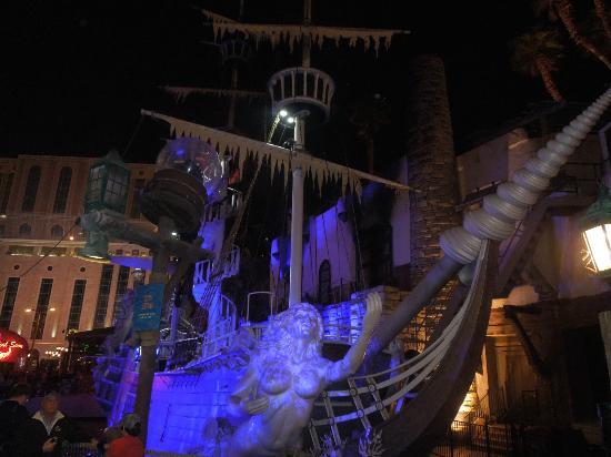 Treasure Island Las Vegas Cable Channels