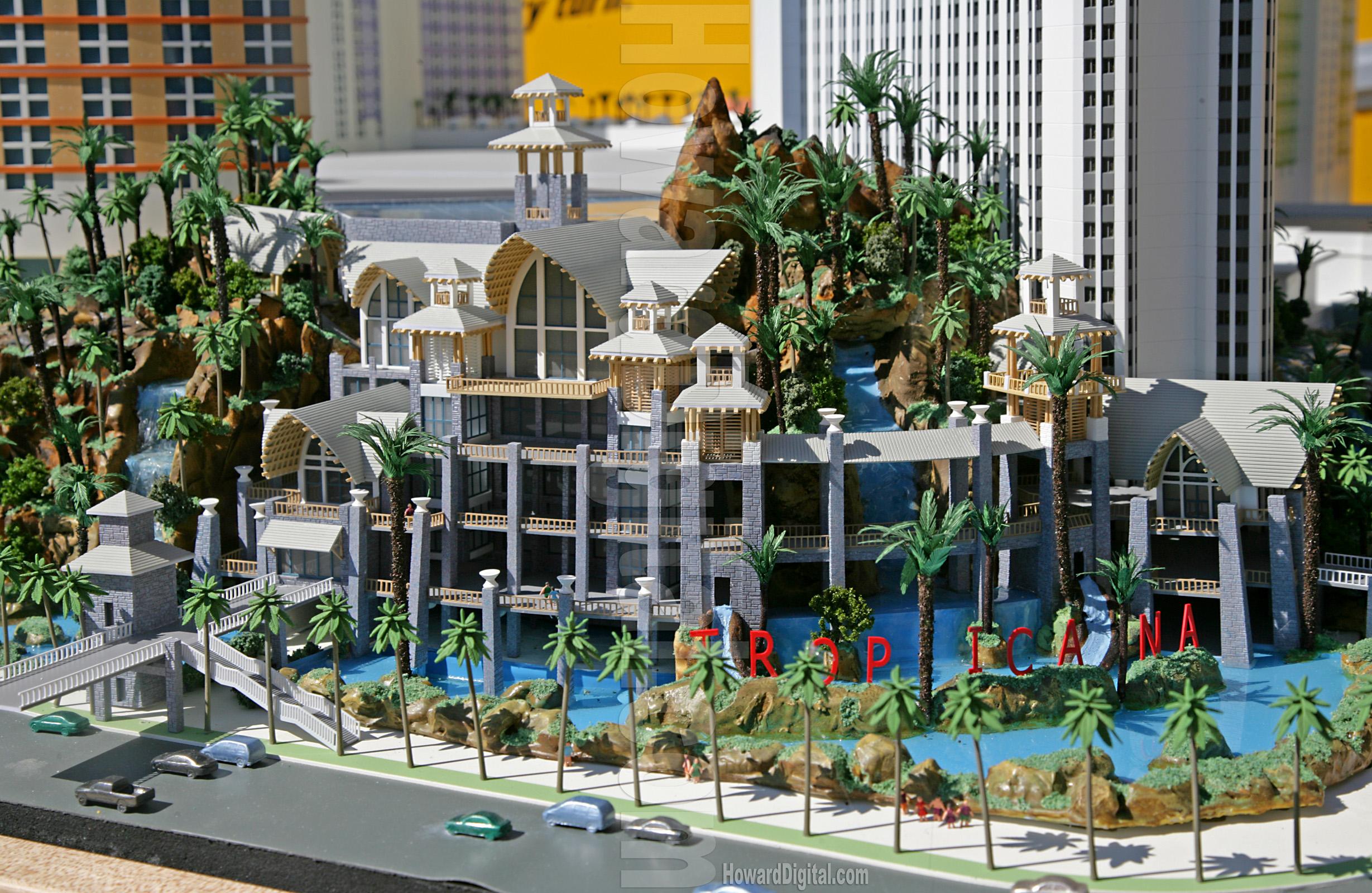 Tropicana Hotel Vegas
