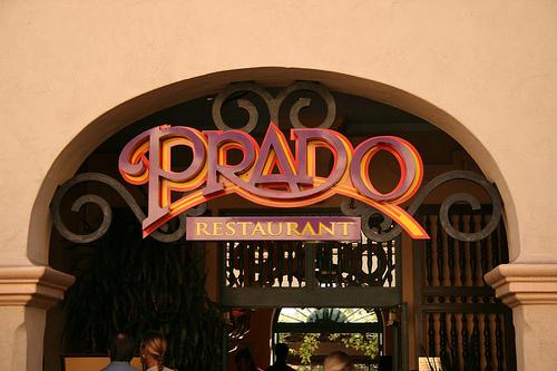 The Prado At Balboa Park San Diego California