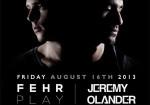 Fehrplay & Jeremy Olander @ Castle Palladium