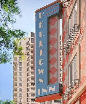 Belltown Inn Seattle Wa