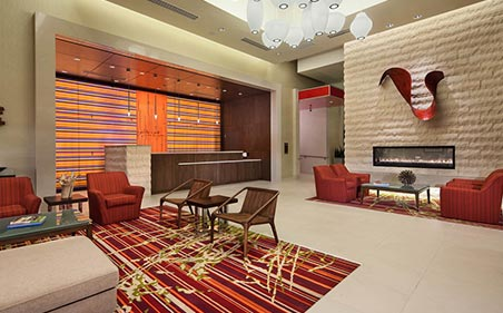 hilton garden inn atlanta midtown. Black Bedroom Furniture Sets. Home Design Ideas