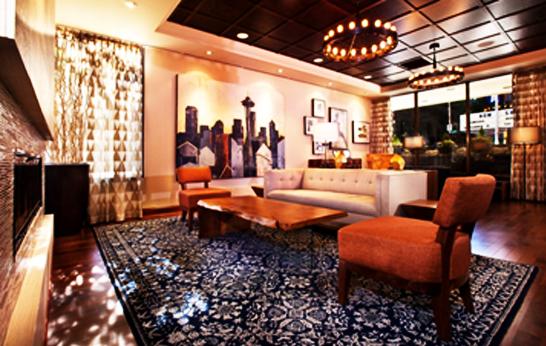 Warwick Hotel Seattle Restaurant