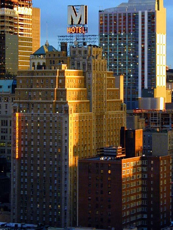 Milford Plaza Hotel New York