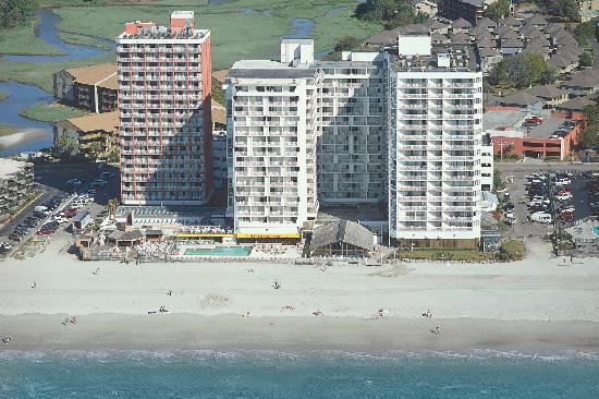 Sands Beach Club North Myrtle Beach