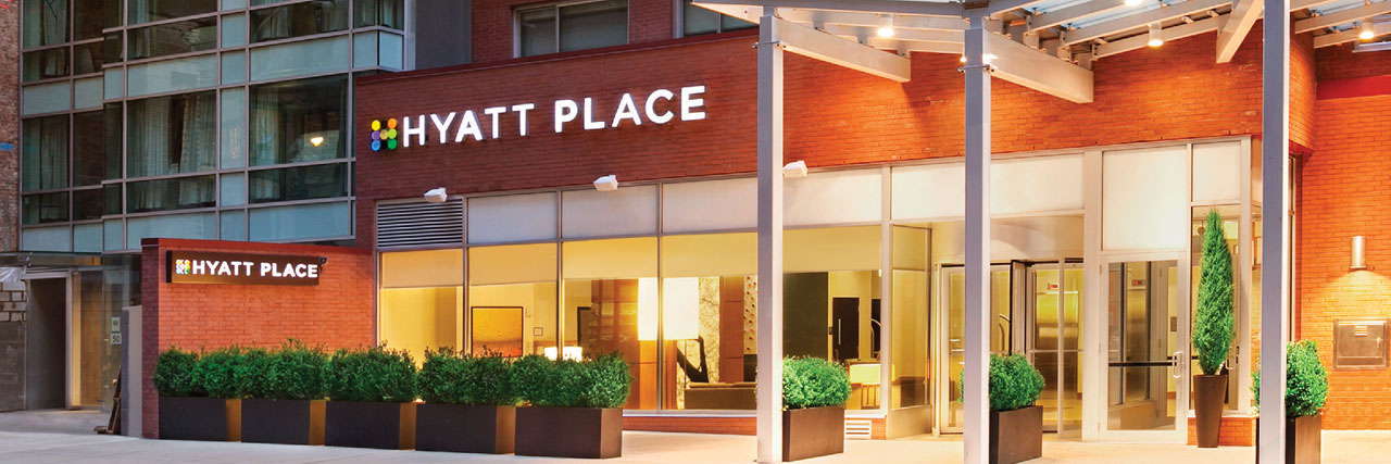 Hyatt place new york midtown south for 24 hour nail salon new york city