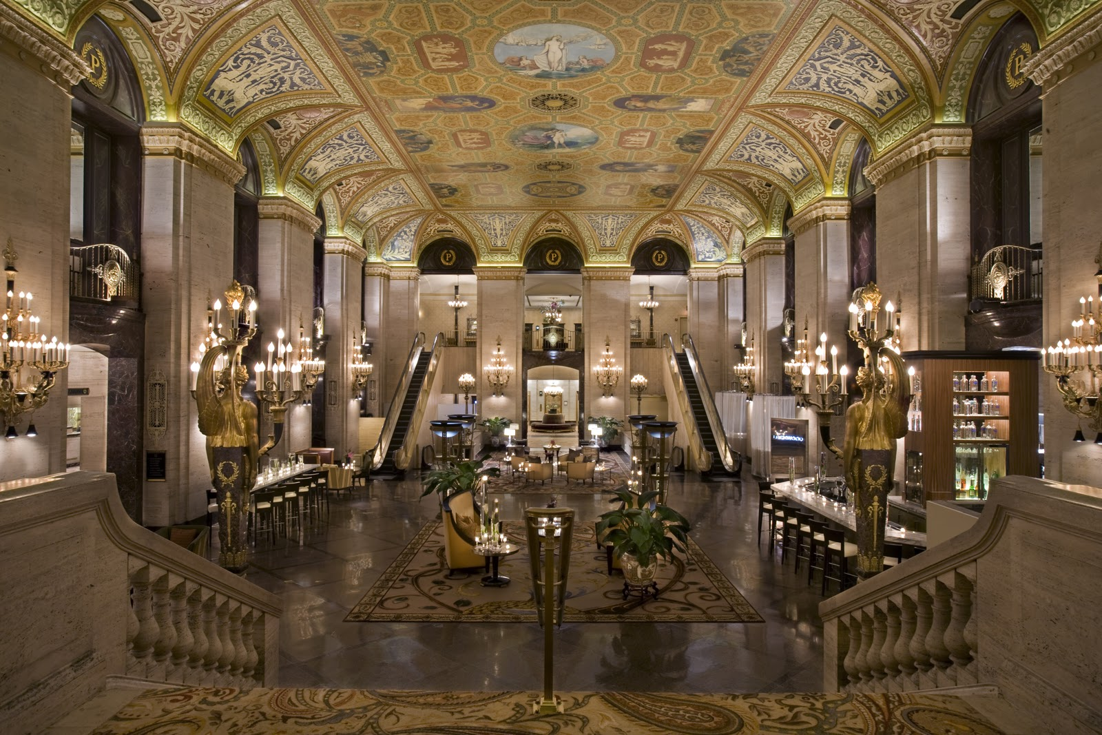 This hotel is found in chicago s popular the loop district a short
