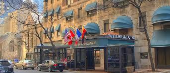The whitehall hotel chicago for Whitehall hotel chicago