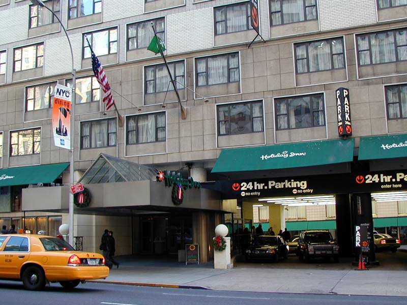 Holiday inn midtown 57th st for 24 hour nail salon new york