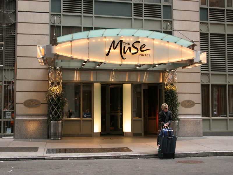 The muse hotel new york a kimpton hotel new york for 24 hour nail salon new york city