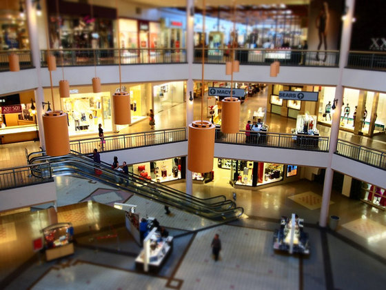 San Diego Westfield North County Mall is one of the few malls in San Diego that is indoors and includes air conditioning. This San Diego shopping center offers relief from the warm San Diego days and allows you to shop in comfort without your sunglasses and sunscreen.