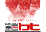 CASTLE CHICAGO presents: The Red Party ft. BT
