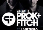 CASTLE CHICAGO presents: PROK & FITCH