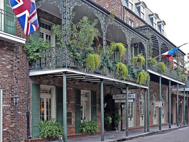 Place D Armes Hotel New Orleans