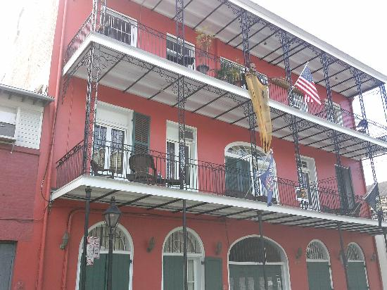 St Philip Apartments New Orleans