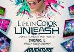 Life In Color | Unleash Tour ft. Adventure Club  4/26/14