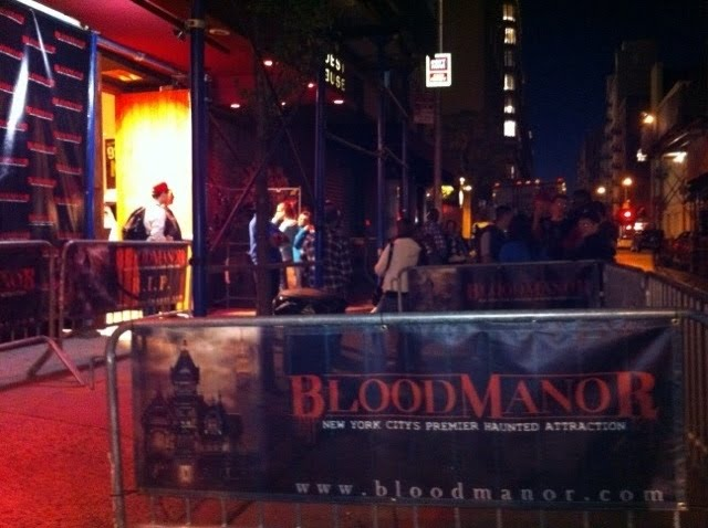 Blood Manor New York Ny