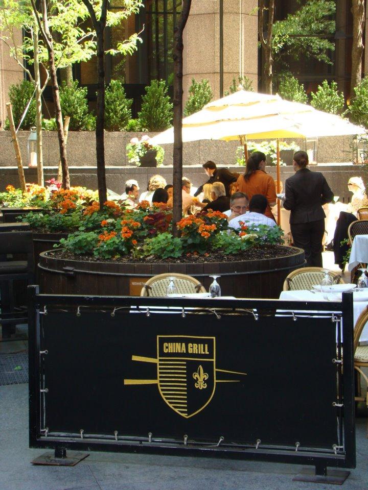 China grill new york ny for 53rd street salon