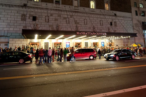 Hammerstein Ballroom New York Ny