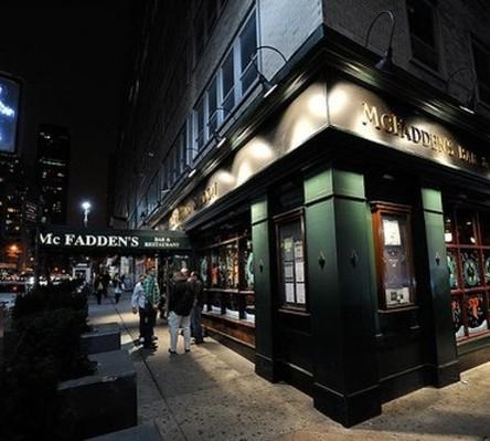 Mcfadden S Saloon New York Ny