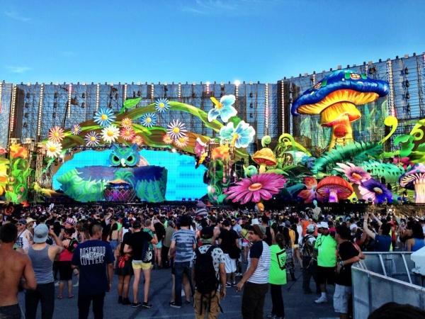 Electric Daisy Carnival 2014 Electric Daisy Carniva...