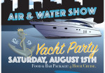 2015 Air Show Yacht Party Chicago