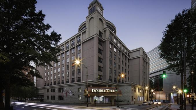 Doubletree by hilton hotel atlanta downtown atlanta for 24 hour nail salon in atlanta ga