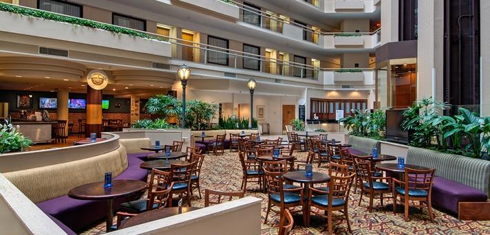 Embassy suites hotel atlanta galleria atlanta georgia for 24 hour nail salon in atlanta ga